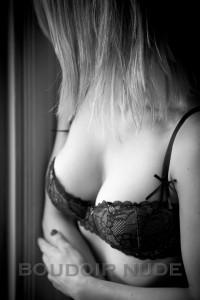 Lace Boudoir Photo