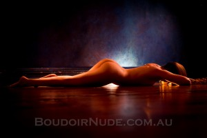 Arched Nude